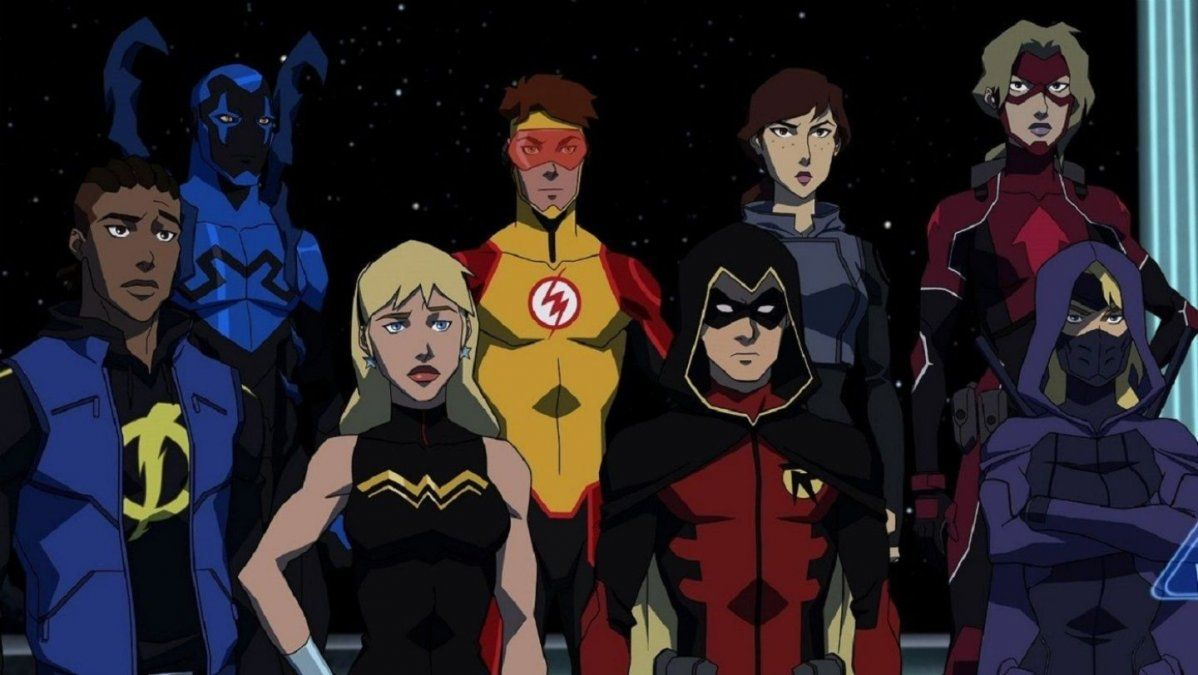 ANÁLISIS  Young Justice: Outsiders S03E01: Princes All