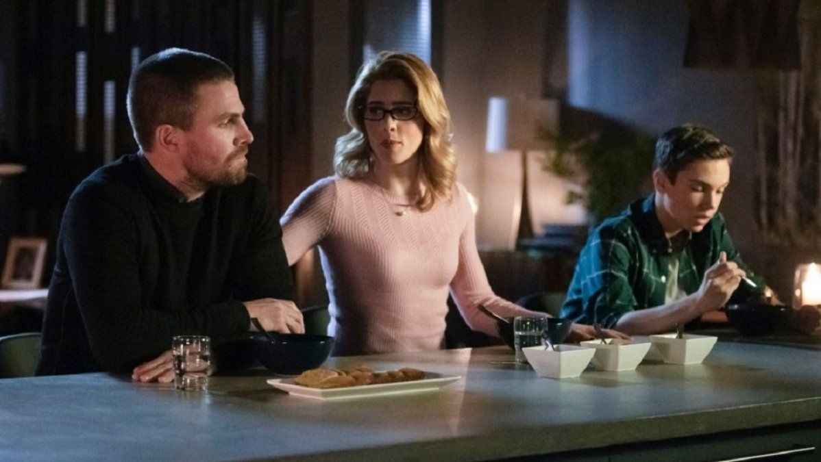Arrow S07E13: Star City Slayer (Spoilers)