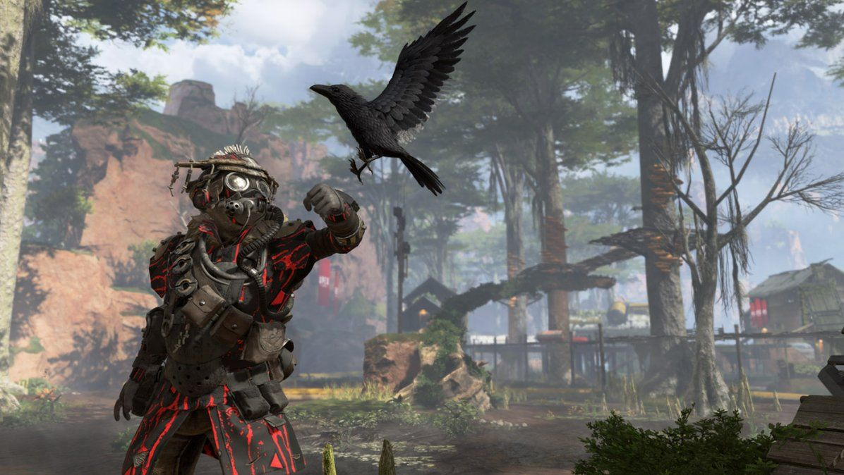 Apex Legends recibe su primera actualización
