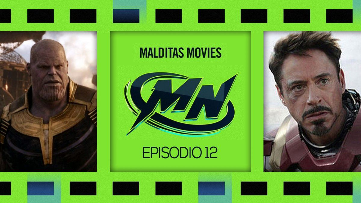 Malditas Movies 12: Avengers Endgame / The Guilty / Someone Great