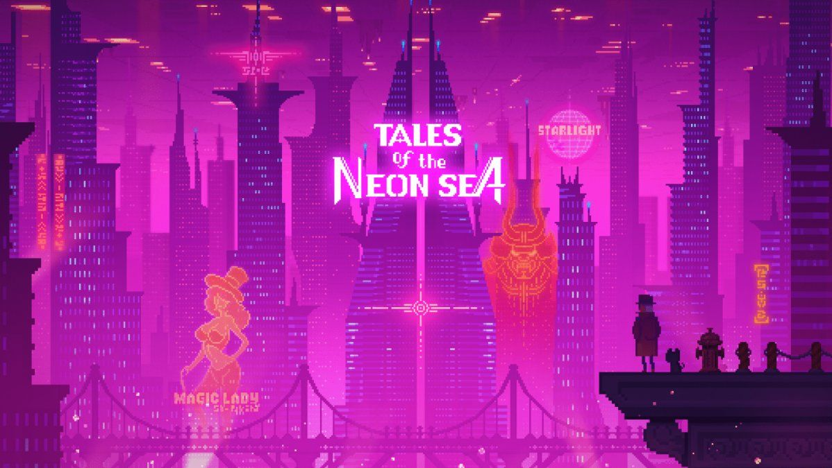 ANÁLISIS | Tales of the Neon Sea