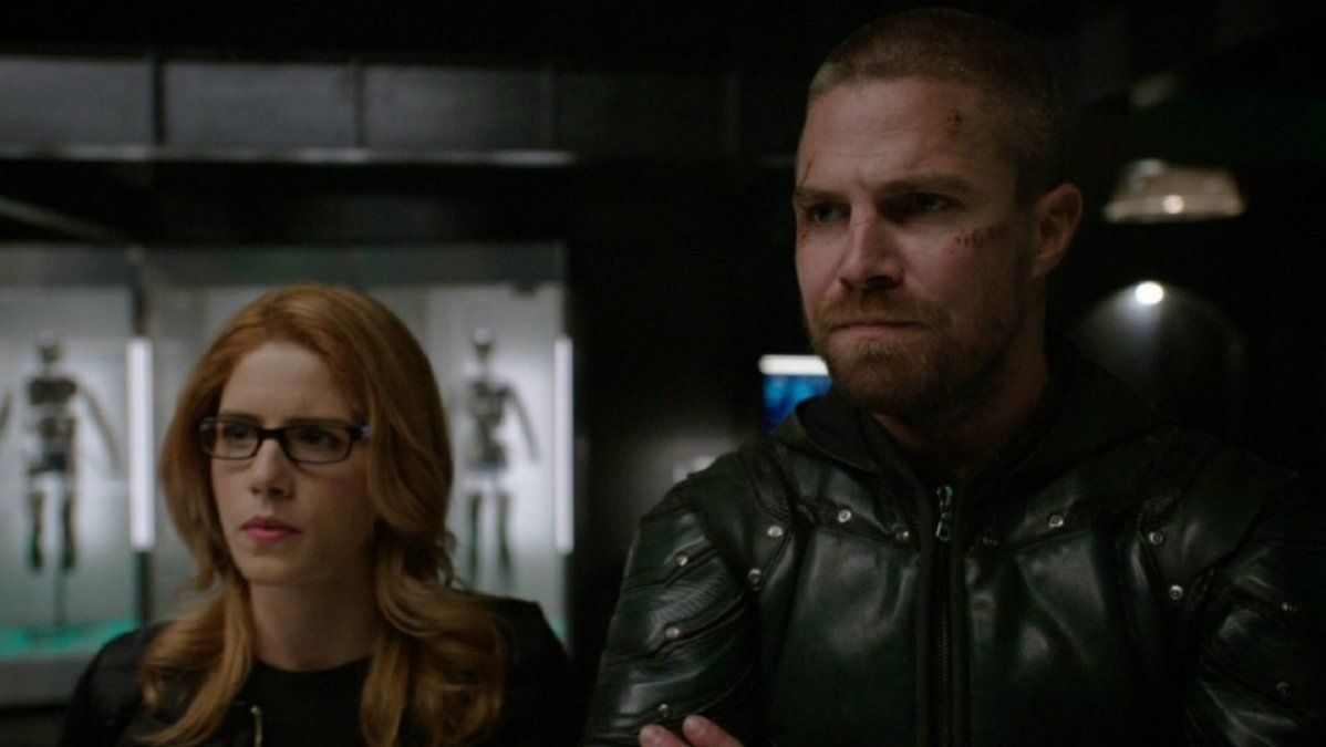 ANÁLISIS | Arrow S07E22: You Have Saved This City (Spoilers)