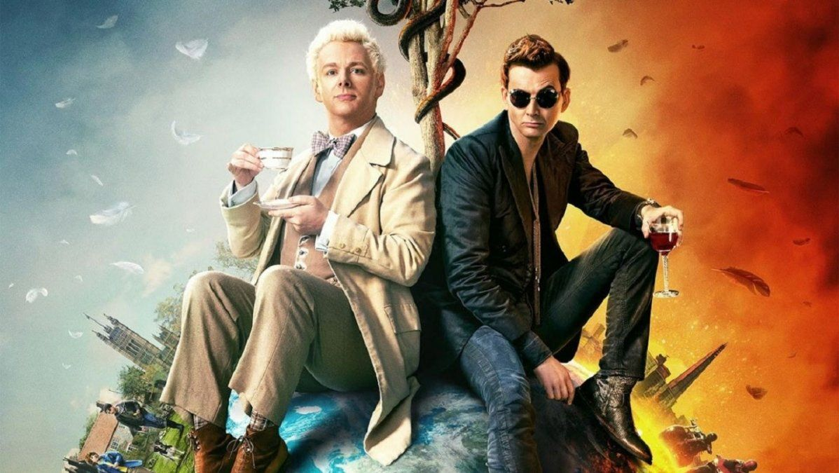 ANÁLISIS | Good Omens S01E01: In the Beginning