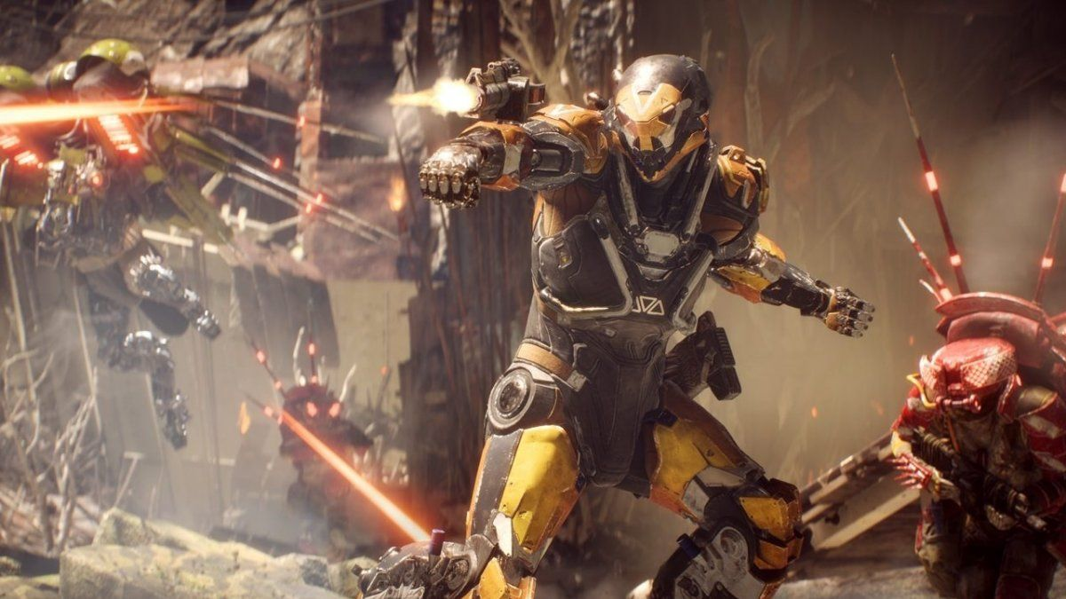 EA intenta salvar Anthem con la actualización Cataclysm