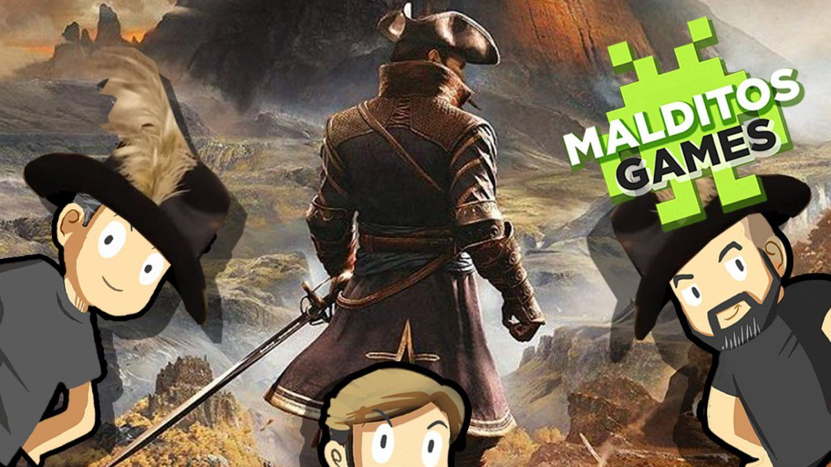 Malditos Games 61: Greedfall / Children of Morta / Creature in the Well