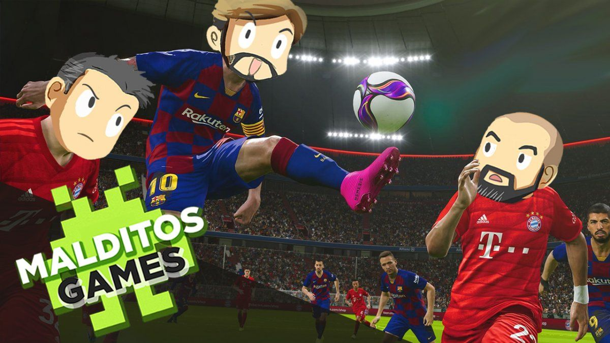 Malditos Games 62: PES 2020 / Dicey Dungeons / Wilmot's Warehouse