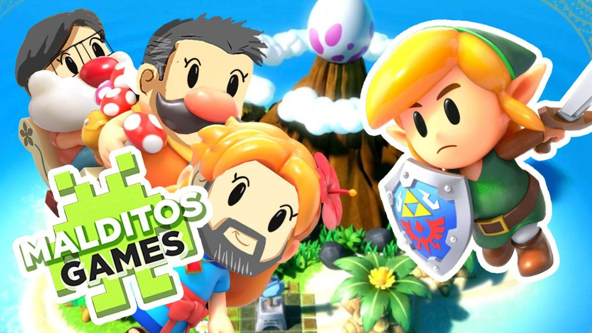 Malditos Games 64: Zelda: Link's Awakening / FIFA 20 / Daemon X Machina