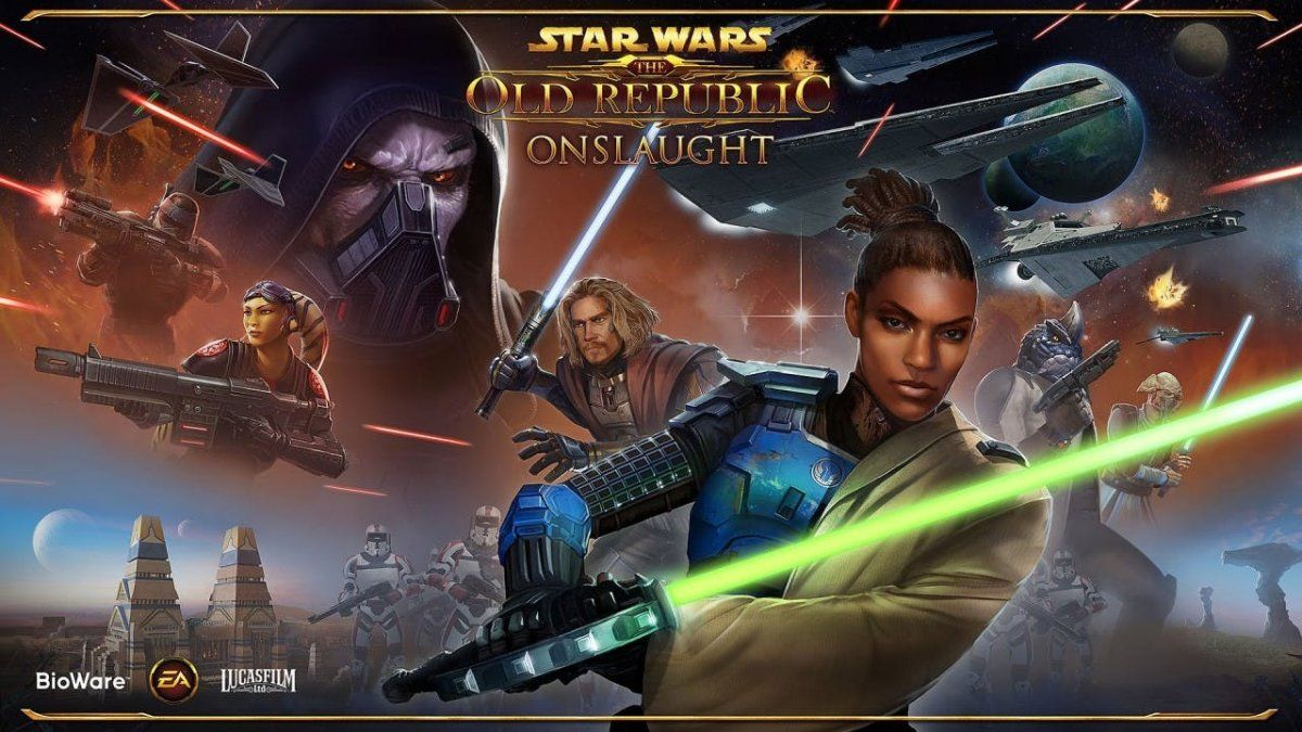 Star Wars: The Old Republic: por qué es el MMORPG solitario perfecto