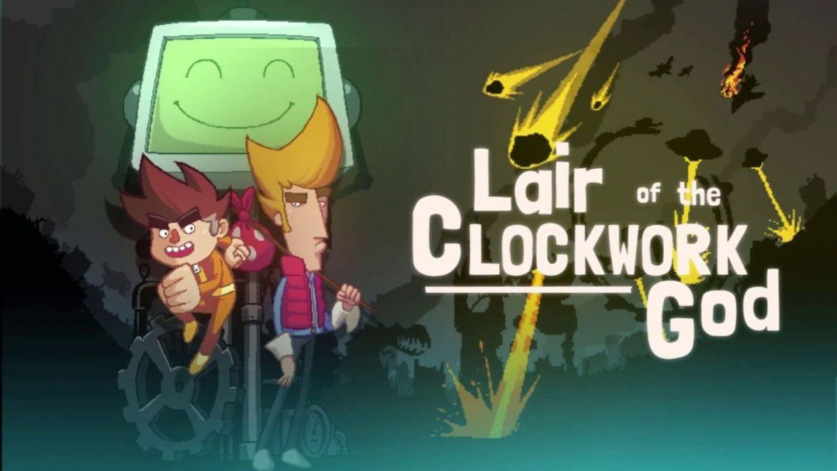 Análisis | Lair of the Clockwork God es una genialidad de principio a fin
