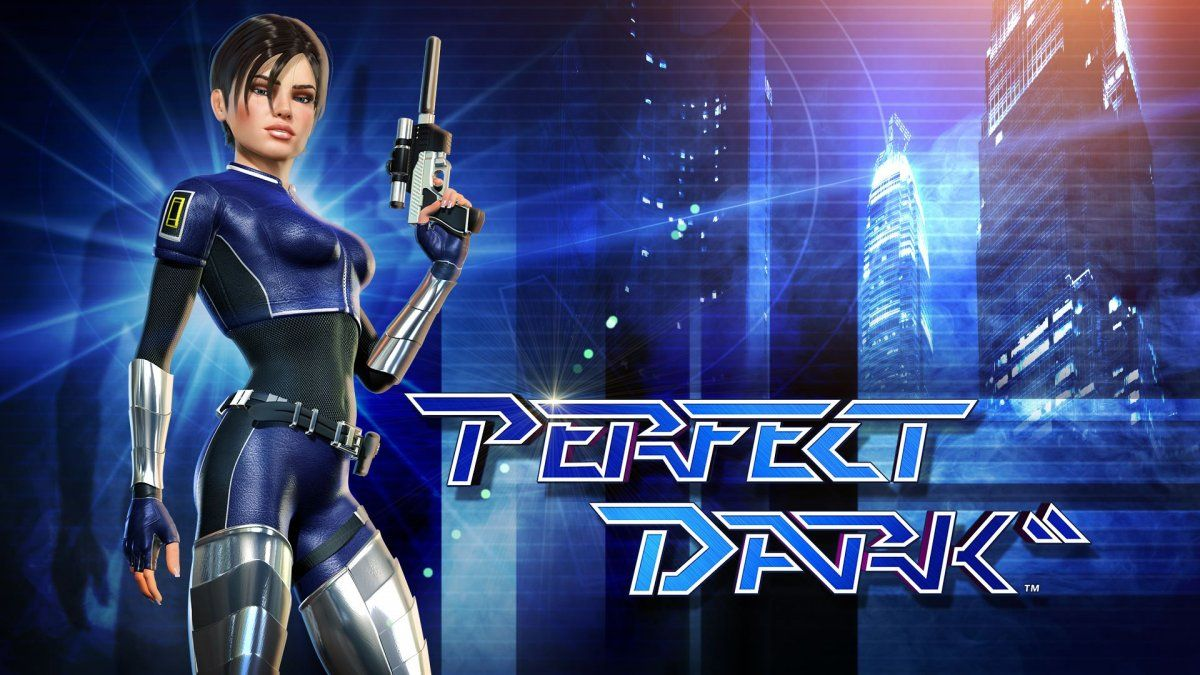 Perfect Dark podría volver de la mano de The Initiative
