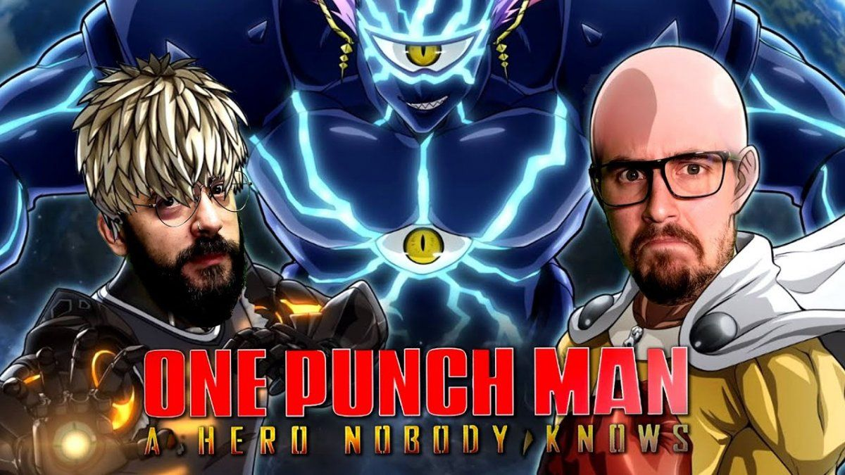 One Punch Man: A Hero Nobody Knows - Era una joda y quedó | Ripillo