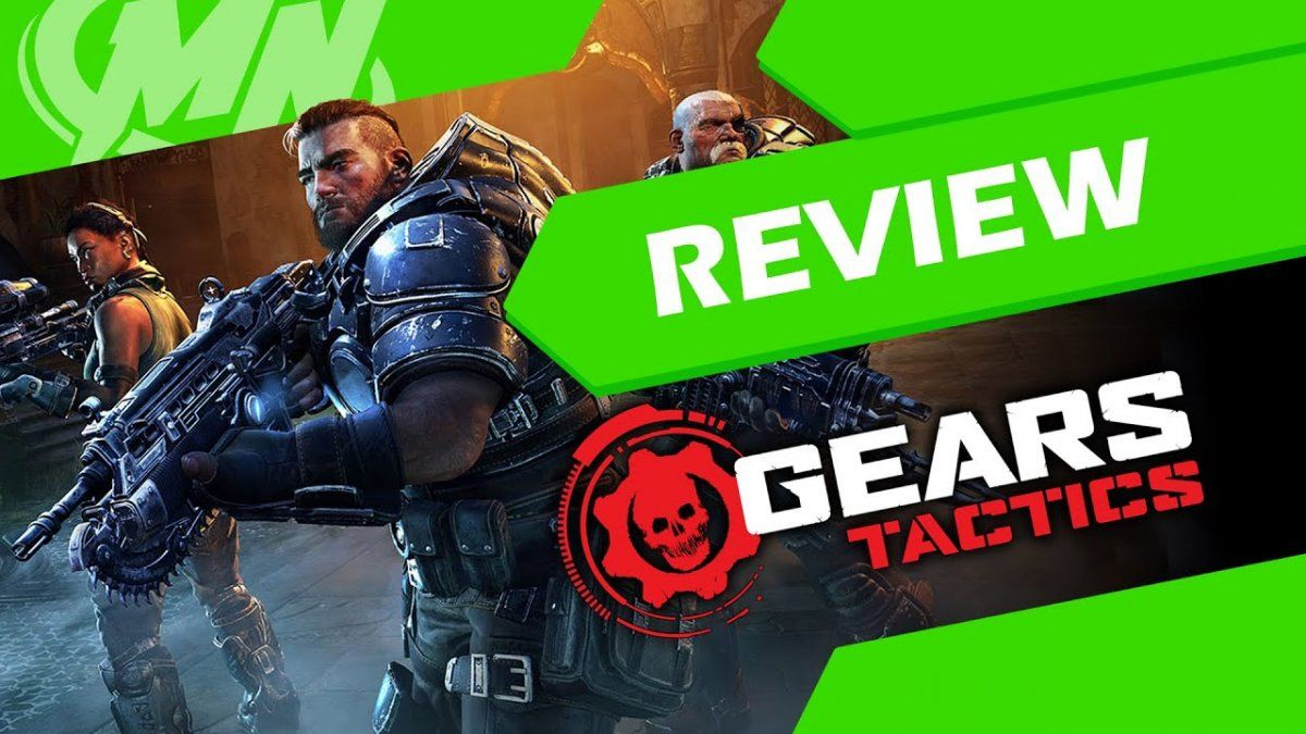 Gears Tactics: Más cerebro que músculos | Video Review