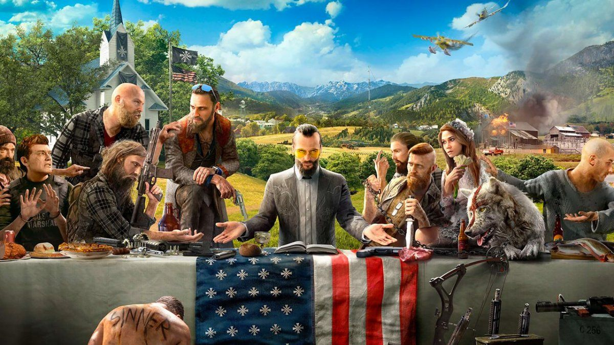 Far Cry 5 estará gratis durante el fin de semana en UPlay