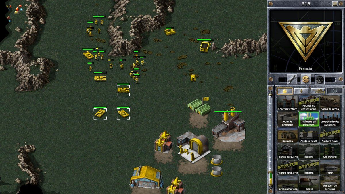 ANÁLISIS | Command & Conquer Remastered Collection