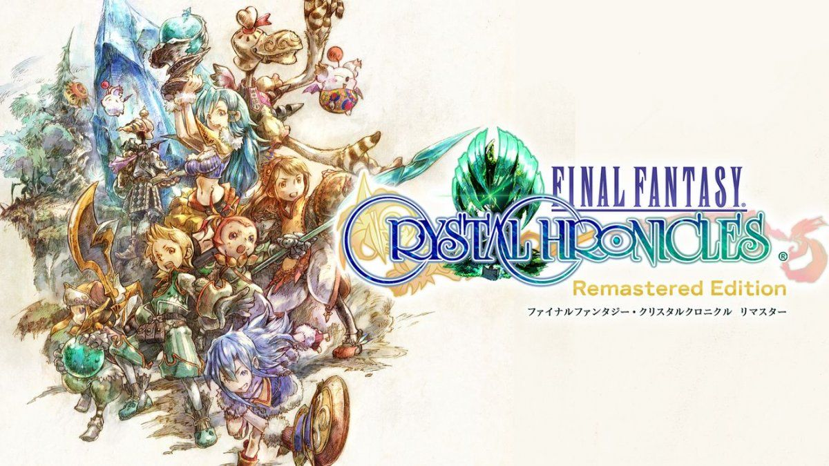 Final Fantasy Crystal Chronicles tendrá demo con cross-play