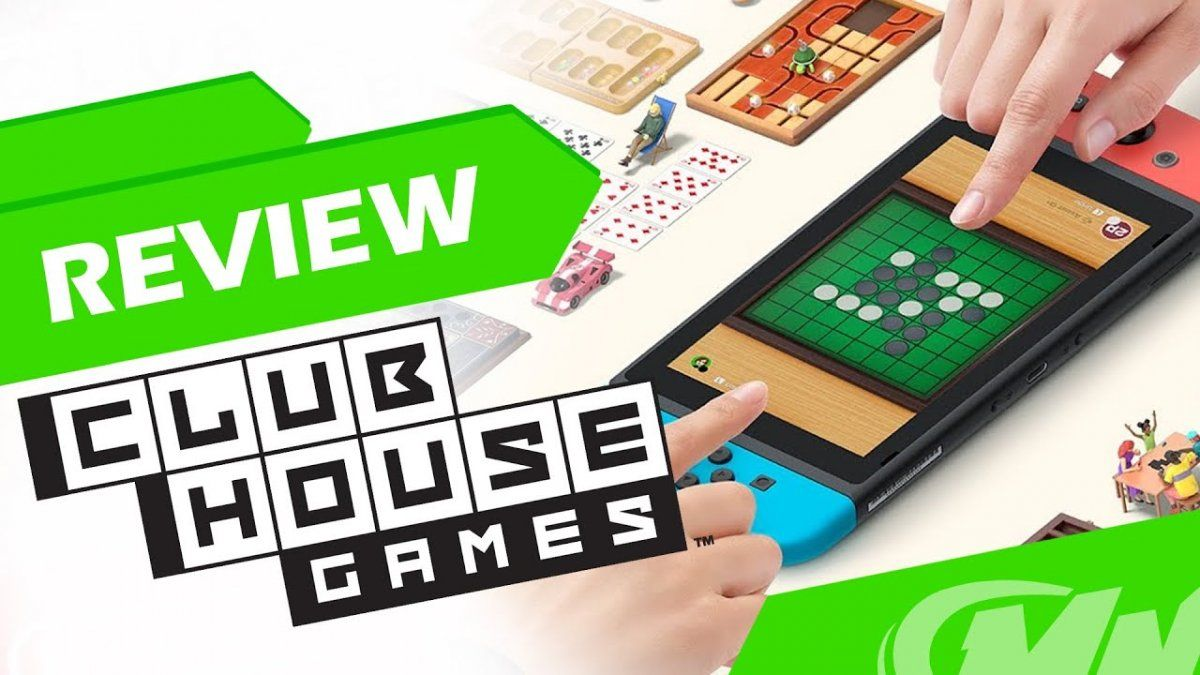 Clubhouse Games: 51 Worldwide Classics | Enciclopedia de juegos clásicos | Video Review