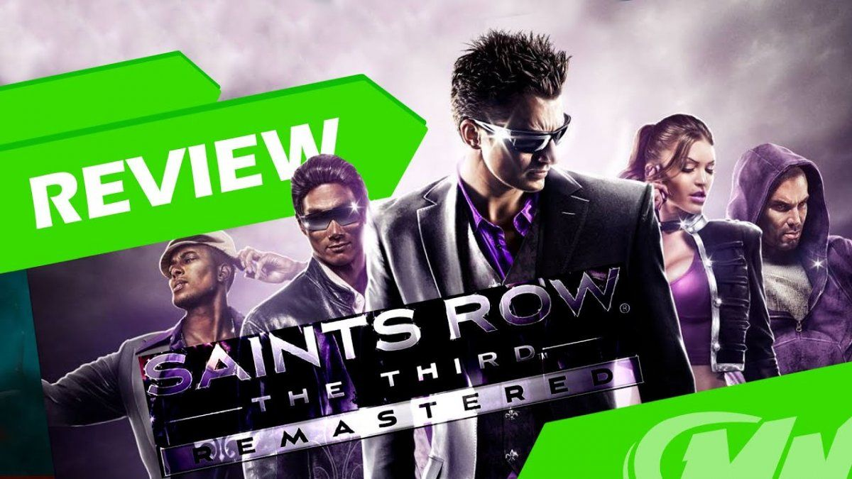 Saints Row The Third Remastered - Más de lo mismo | Video Review