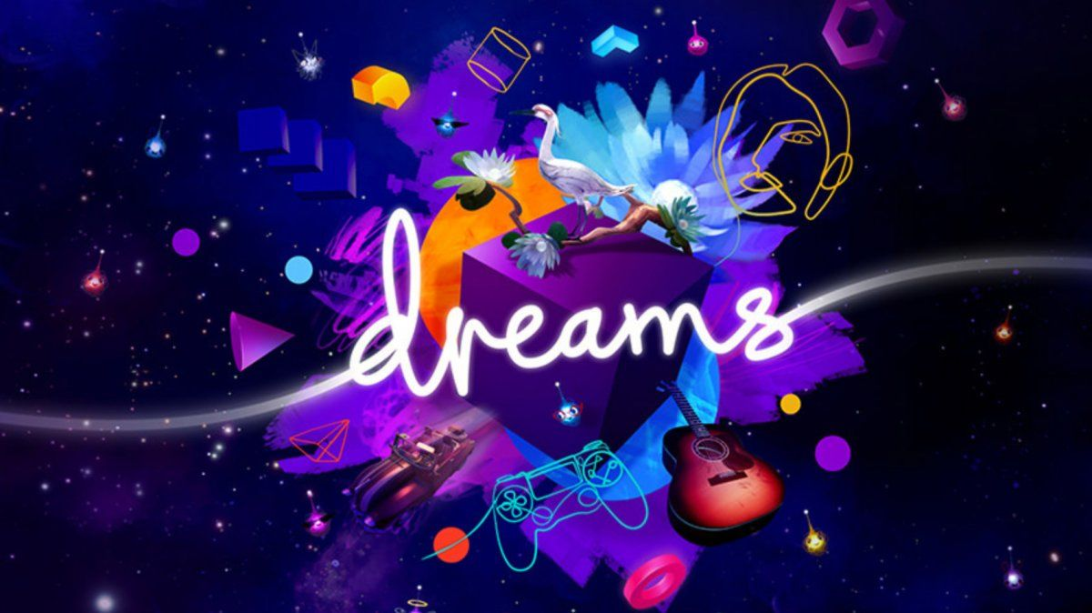 Dreams agrega soporte para PlayStation VR este mes