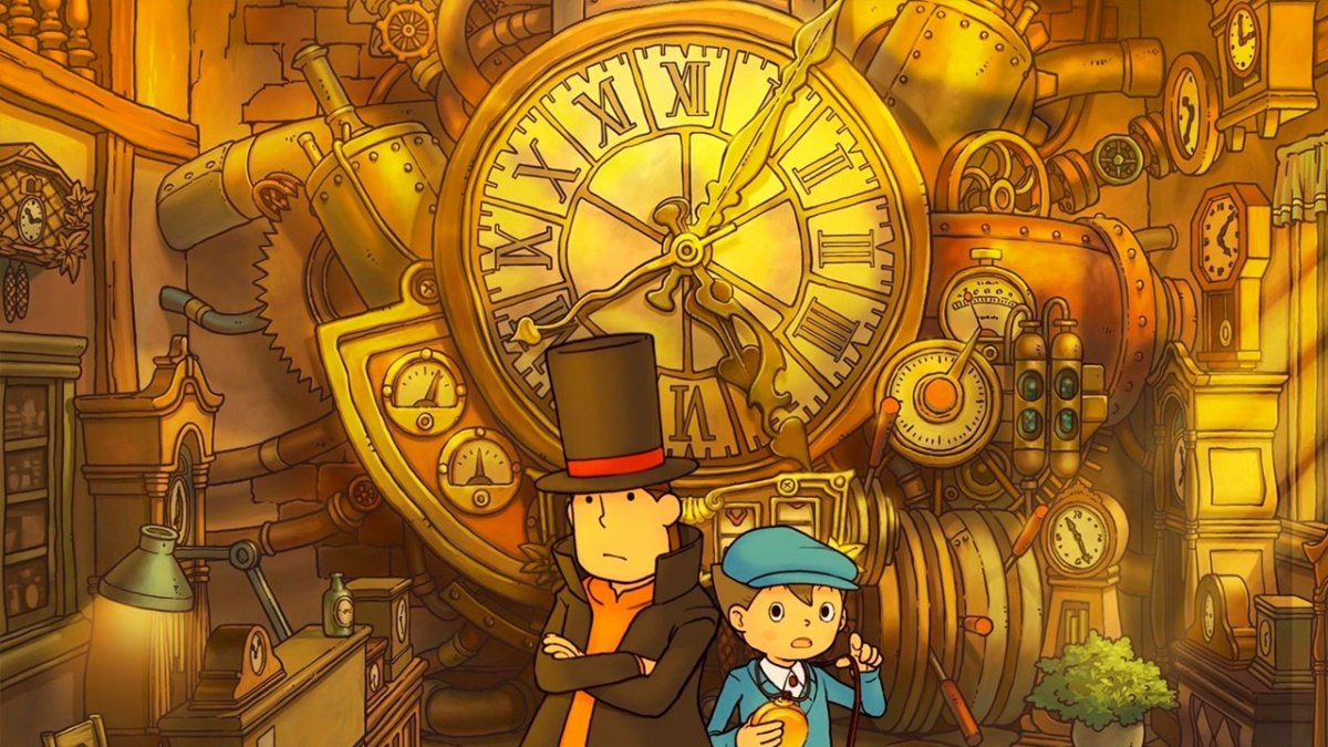 Professor Layton and the Lost Future llega a móviles