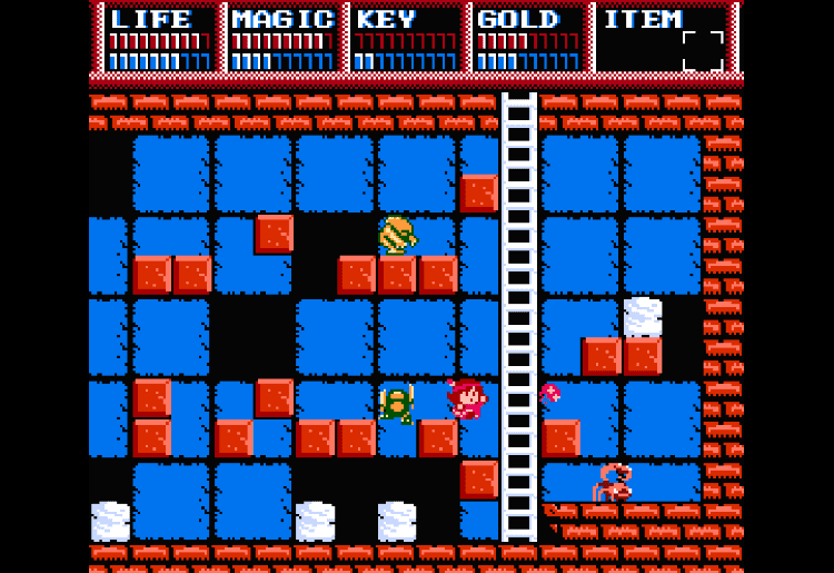Legacy of the Wizard / Dragon Slayer IV (1987)