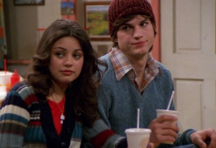 Jackie + Kelso (That 70's Show)