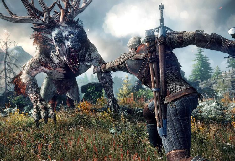 The Witcher 3 (CD Projekt RED, 2015, PC, PS4, XONE)