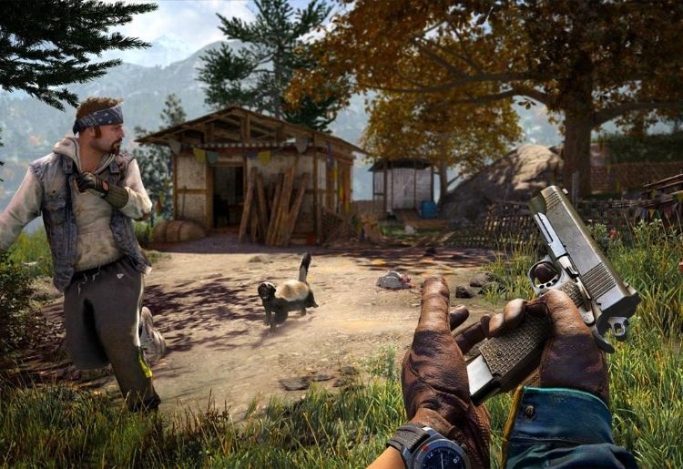 Far Cry 4 (Ubisoft Montreal, 2015, PC, PS3, PS4, X360, XONE)