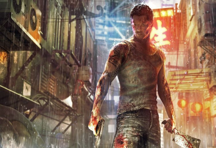 Sleeping Dogs: Definitive Edition (United Front Games, 2014, PS4, XONE)