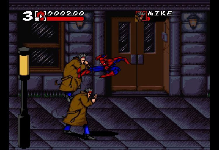 Spider-Man & Venom: Maximum Carnage (1994) (SNES / Genesis)