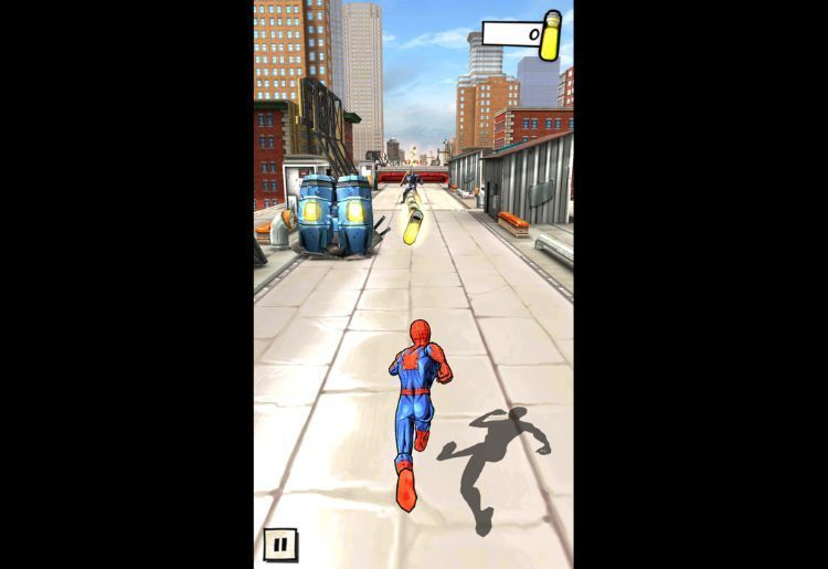 Spider-Man Unlimited (2014) (iOS, Android)