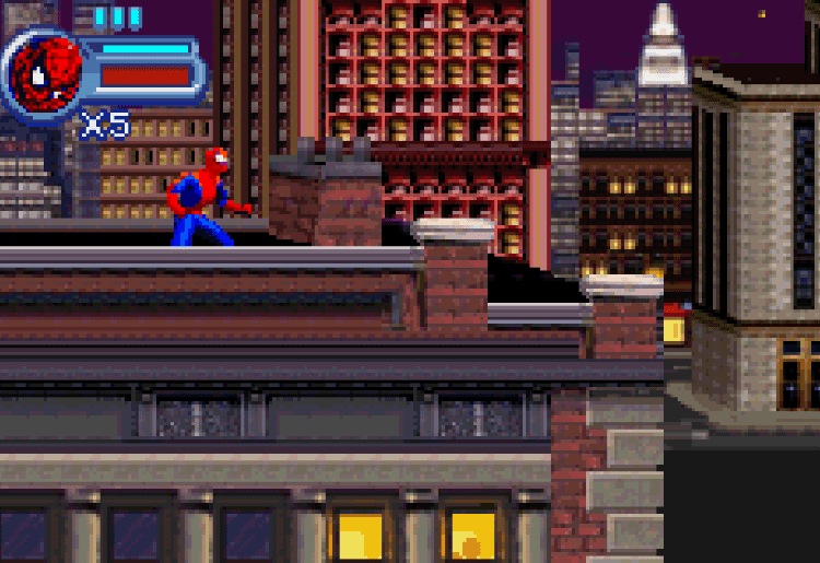 Spider-Man: Mysterio's Menace (2001) (GBA)