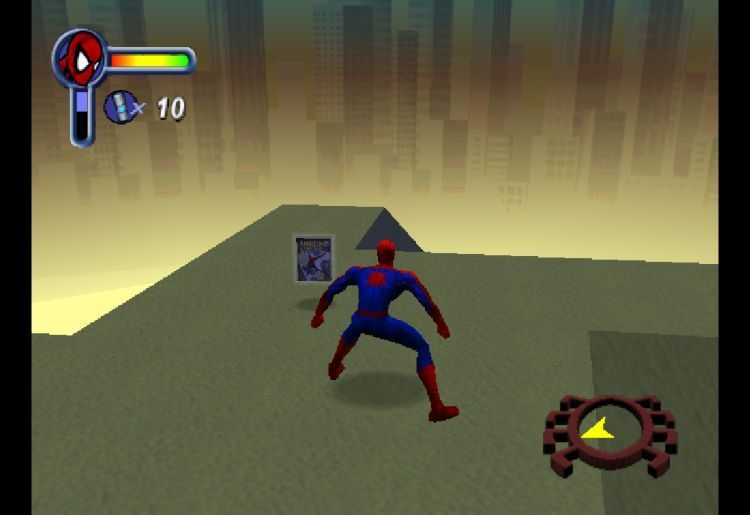 Spider-Man (2000) (PS1, PC, N64)