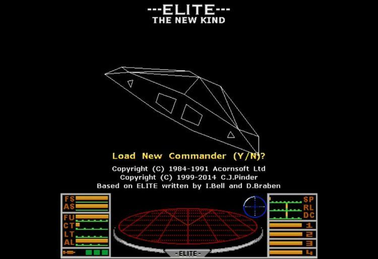 Elite: The New Kind