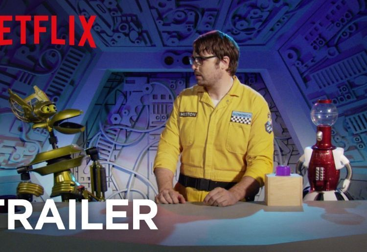 MYSTERY SCIENCE THEATER 3000 (Netflix, 14 de abril)