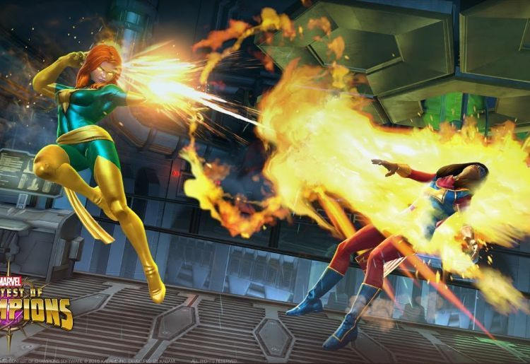 Marvel: Contest of Champions (Kabam, Android, iOS)
