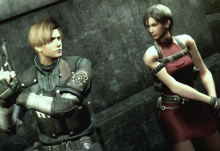 Resident Evil: The Darkside Chronicles (2009 – Wii, PS3)