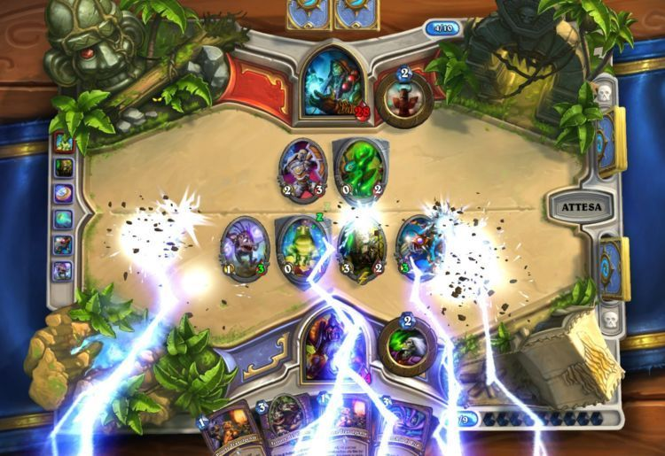 Hearthstone (Blizzard, 2014, PC, iOS, Android)