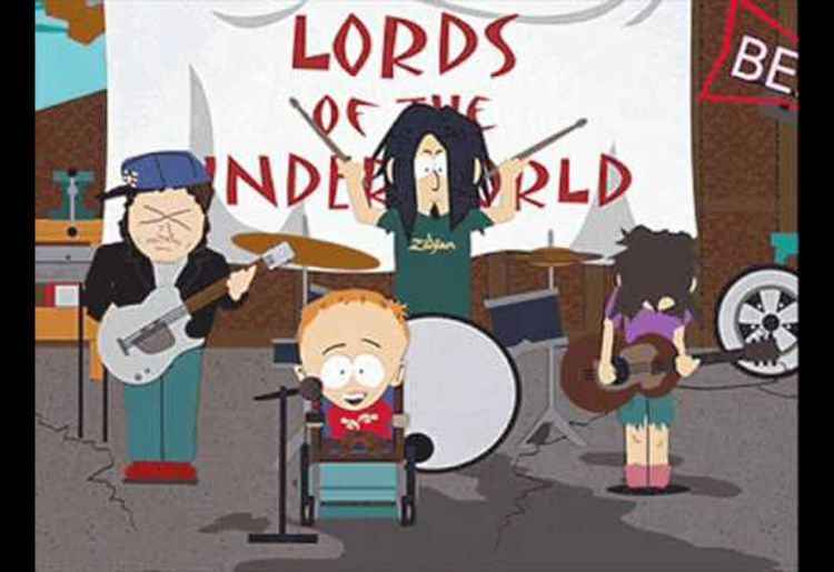 Timmy and the Lords of the Underworld (South Park)