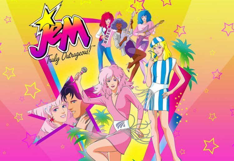 The Holograms (Jem)