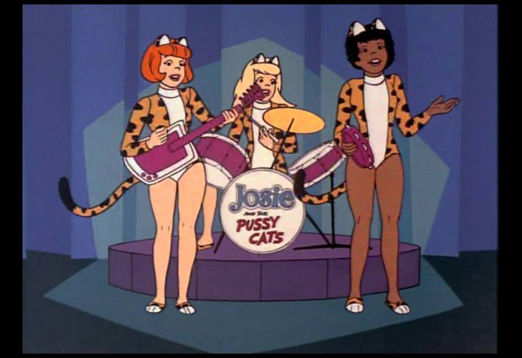 Josie y las Gatimelódicas (Josie and the Pussycats)