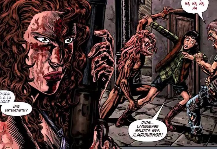 Crossed (Avatar Press)