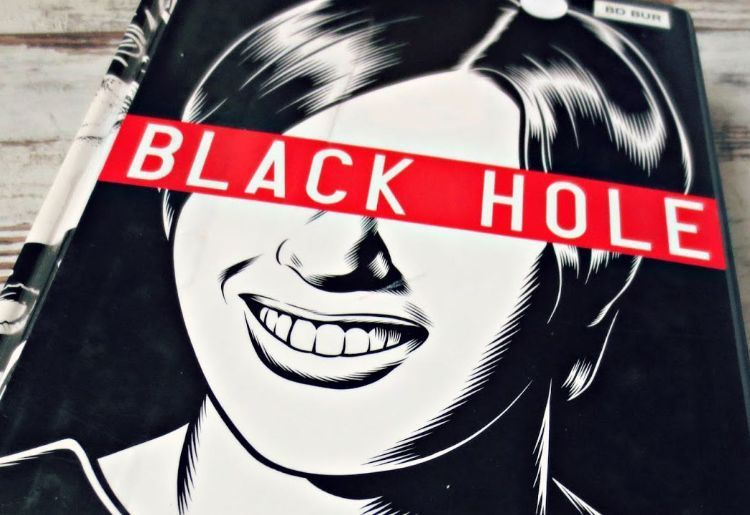 Black Hole (Kitchen Sink Press/Fantagraphics)