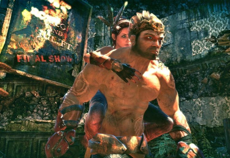 Enslaved: Journey to the West (Ninja Theory, 2010, PS3, X360)