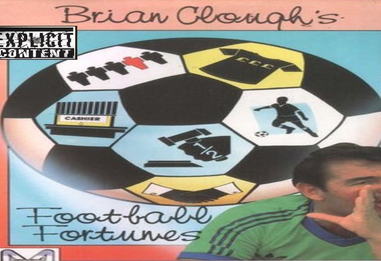 Brian Clough's Football Fortunes (CDS Microsystems, ZX Spectrum, 1987)