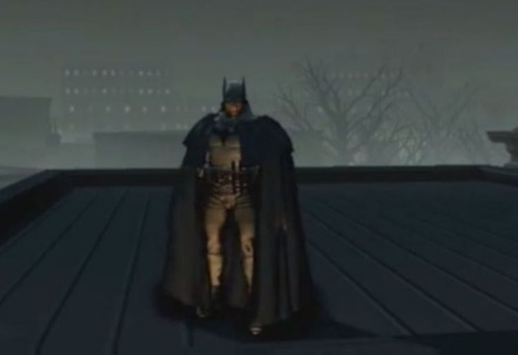 Batman: Gotham by Gaslight (Day 1)