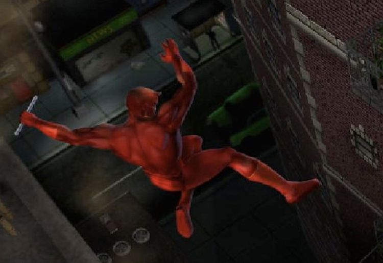 Daredevil: The Man without fear (Encore, 2004)