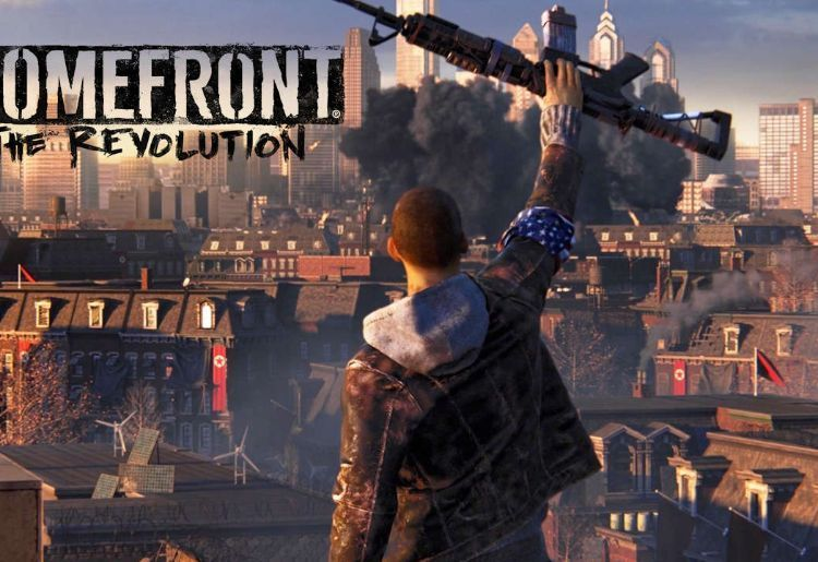 Homefront: The Revolution (Dambuster Studios, PlayStation 4, Xbox One, PC)