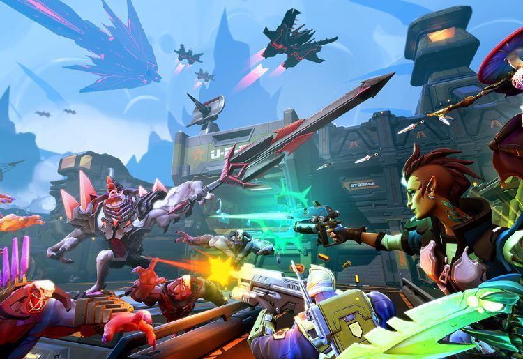 Battleborn (Gearbox Software, PlayStation 4, Xbox One, PC)