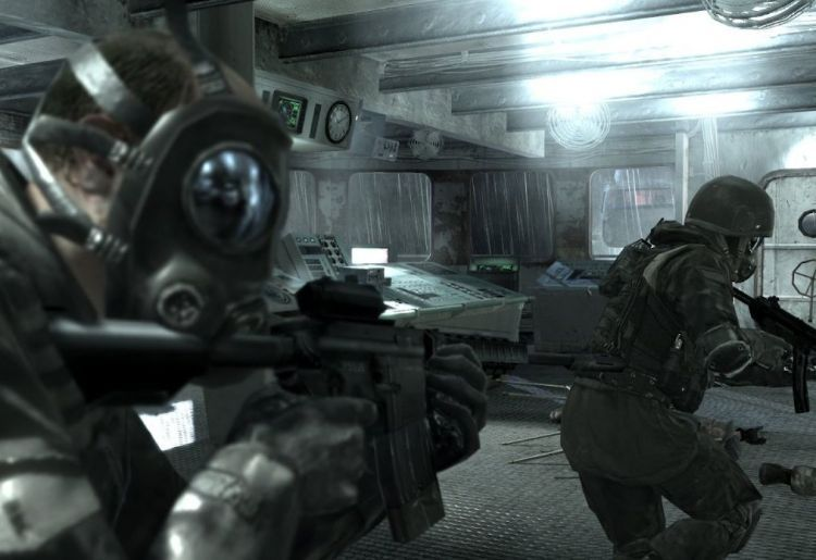 2. Call of Duty 4: Modern Warfare (Infinity Ward, 2007, PC, PlayStation 3, Xbox 360)