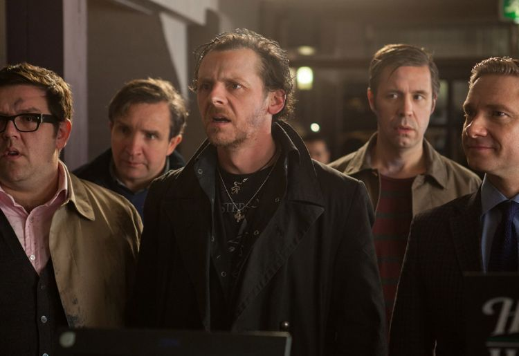 The Worlds End (2010)